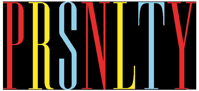 PRSNLTY Logo